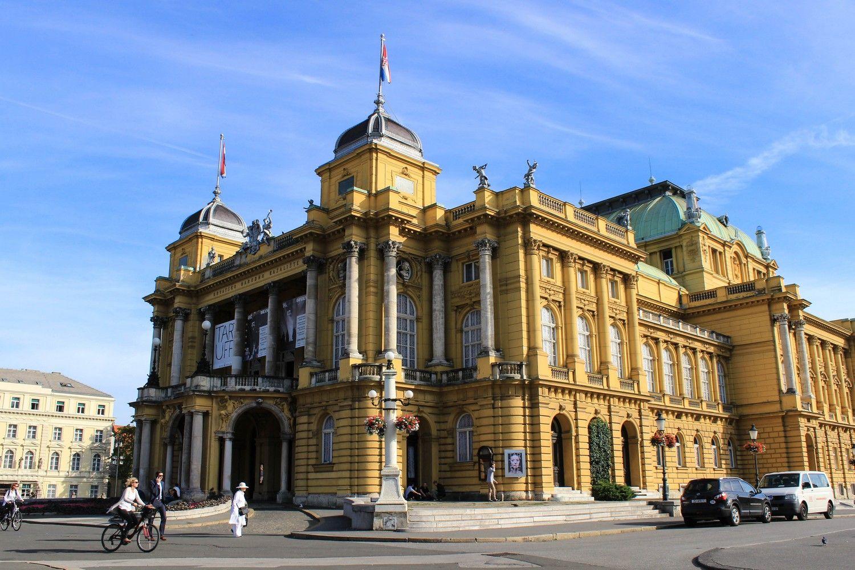 kroatisch nationaal theater