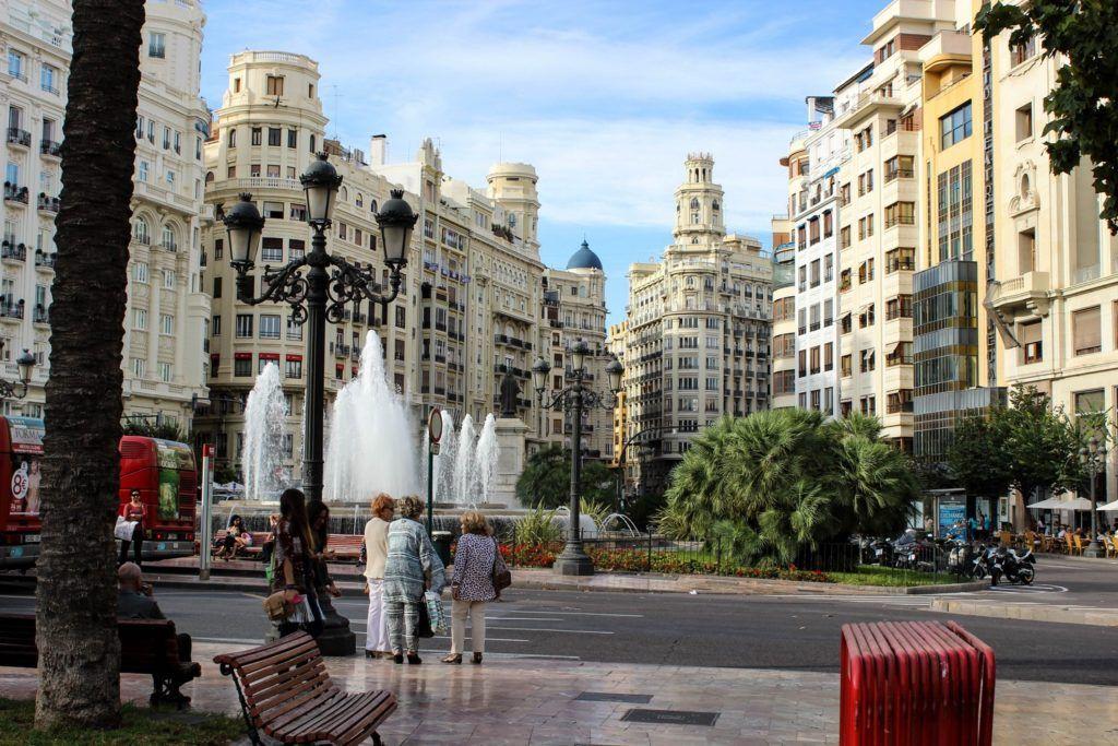Plaze del Ayuntamiento