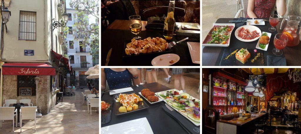 Café Infanta in Valencia
