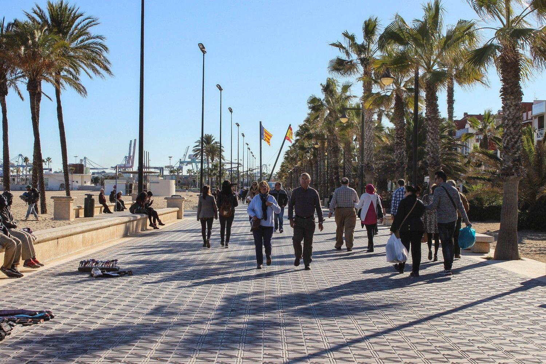 boulevard valencia