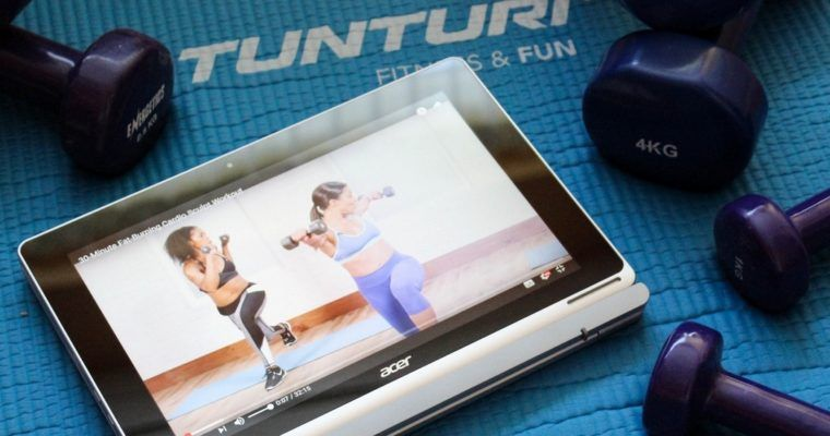 De 10 beste gratis workout video's om thuis te doen!