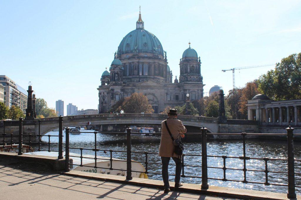 De Berliner Dom bezienswaardigheid Berlijn