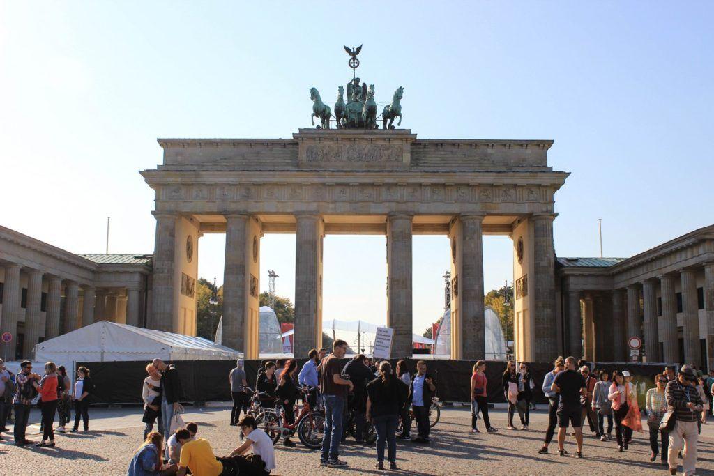 Bezienswaardigheden Berlijn: Brandenburger Tor