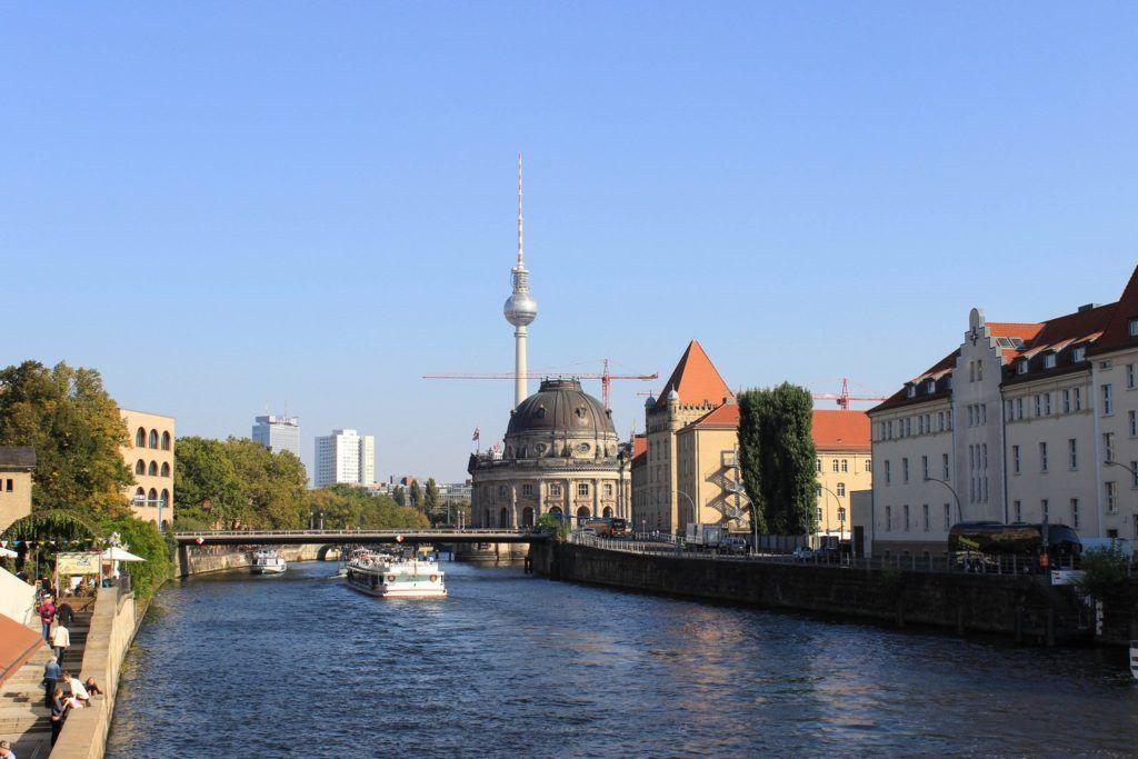 Bezienswaardigheden Berlijn: Fernsehturm