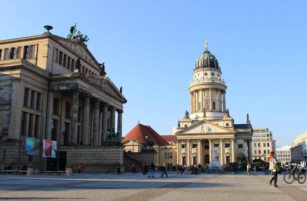 Bezienswaardigheden Berlijn: Gendarmenmarkt