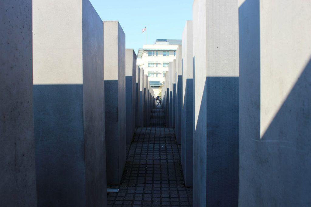 Bezienswaardigheden Berlijn: Holocaustmonument