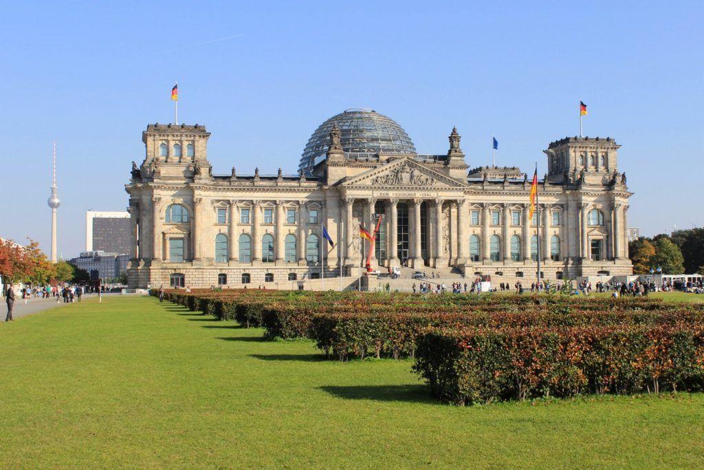 Bezienswaardigheden Berlijn: Reichstag