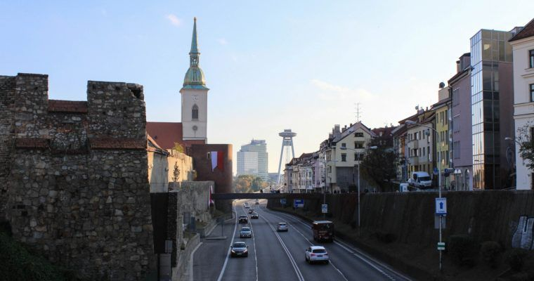 Een citytrip naar Bratislava: wat te beleven?