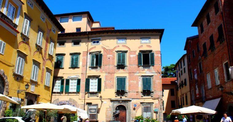 Een dag in Lucca, Toscane: foto's & bezienswaardigheden!