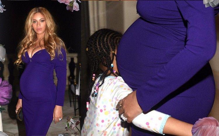Beyoncé zwanger in maart
