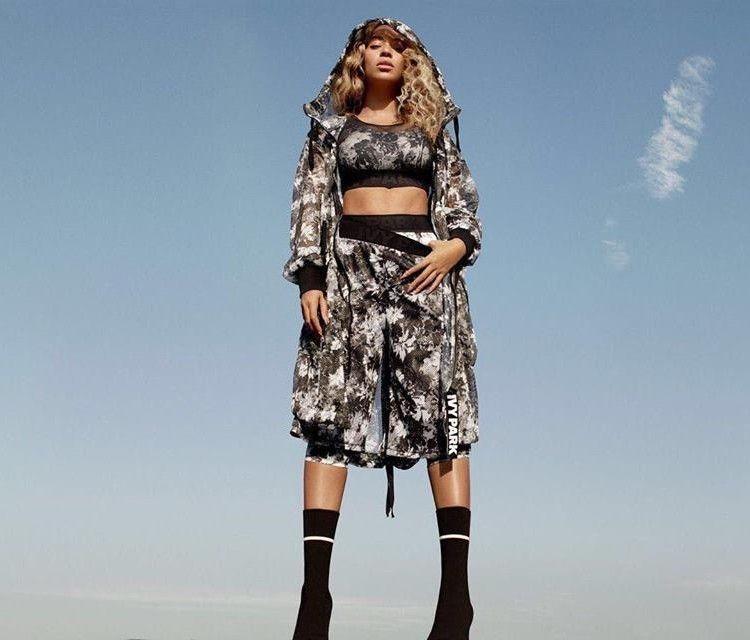 Beyoncé in Ivy Park