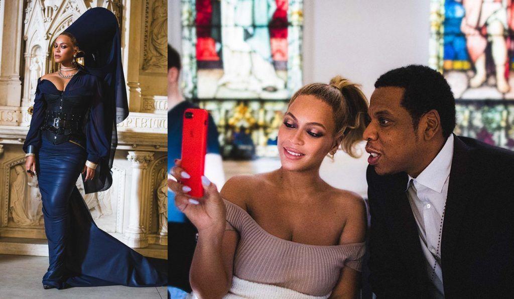Jay-Z's videoclip Family Feud