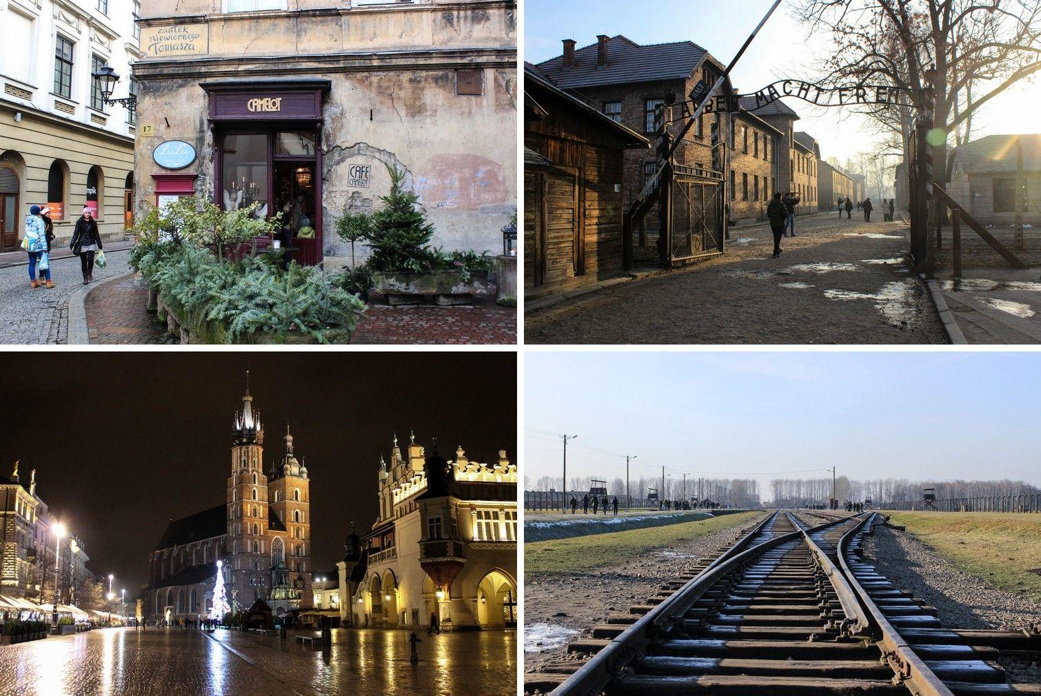 Citytrip naar Krakau en Auschwitz
