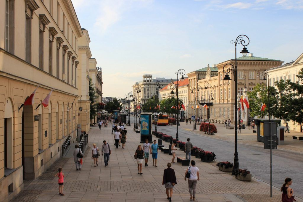 Citytrip Warschau, Krakau of Gdansk?