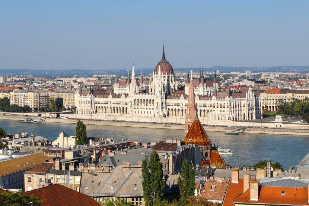 Het Hongaarse Parlementsgebouw