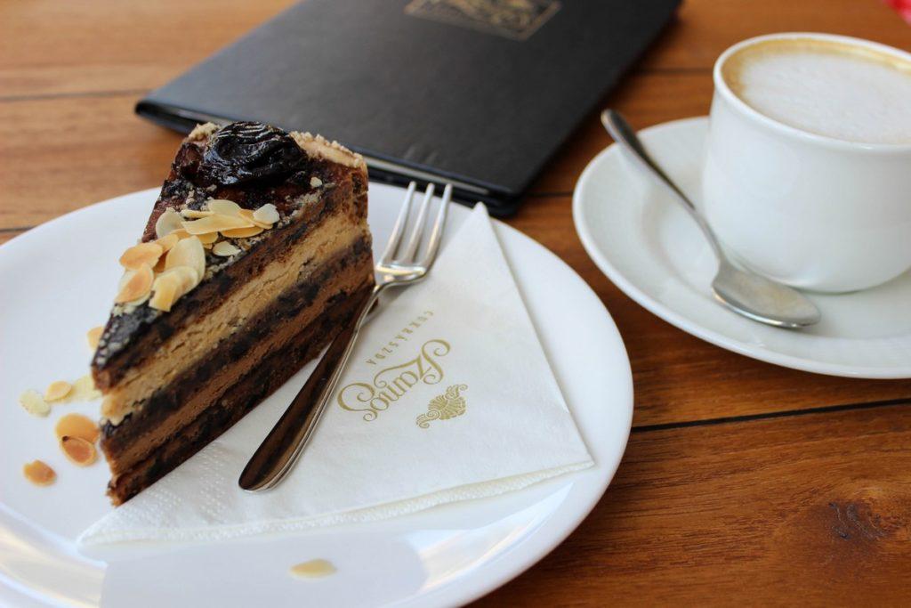 Goddelijke taartjes in Boedapest