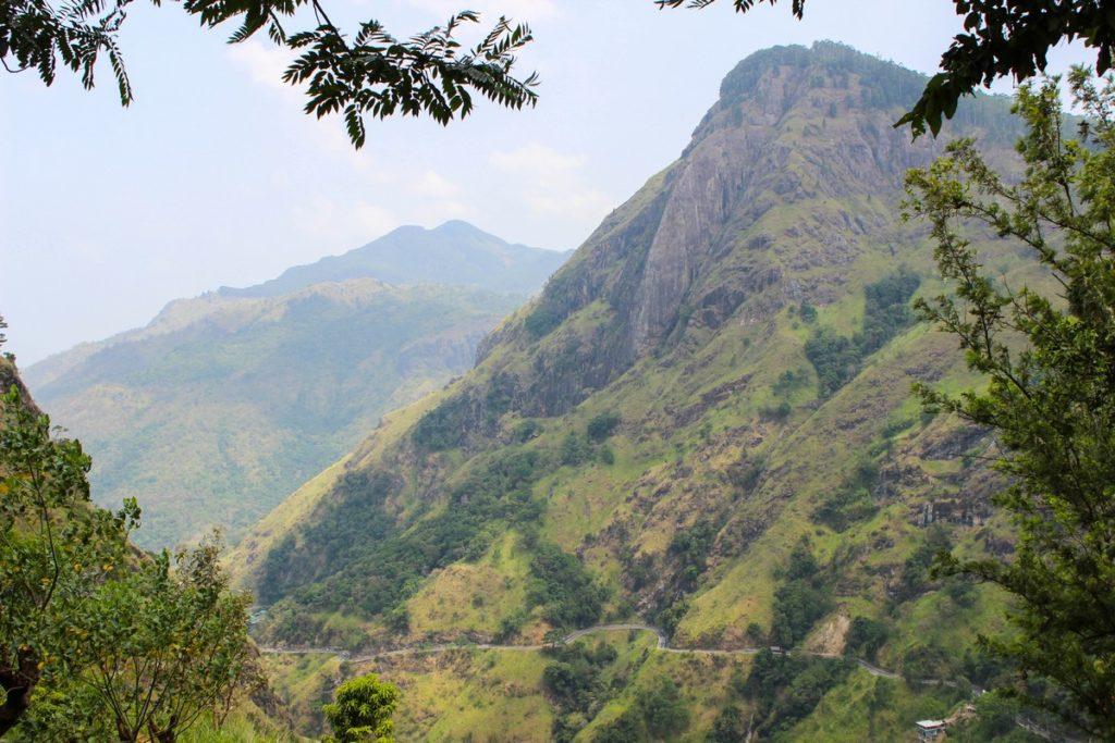 Ella Rock in Sri Lanka
