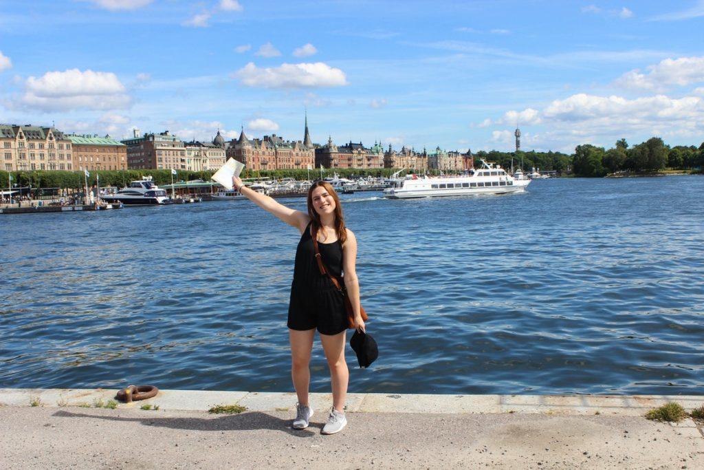Citytrip naar Stockholm