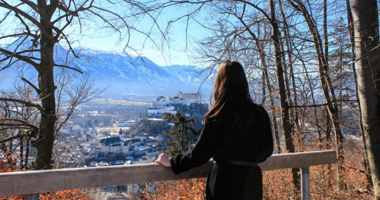 De 6 mooiste paleizen & kastelen van Salzburg!