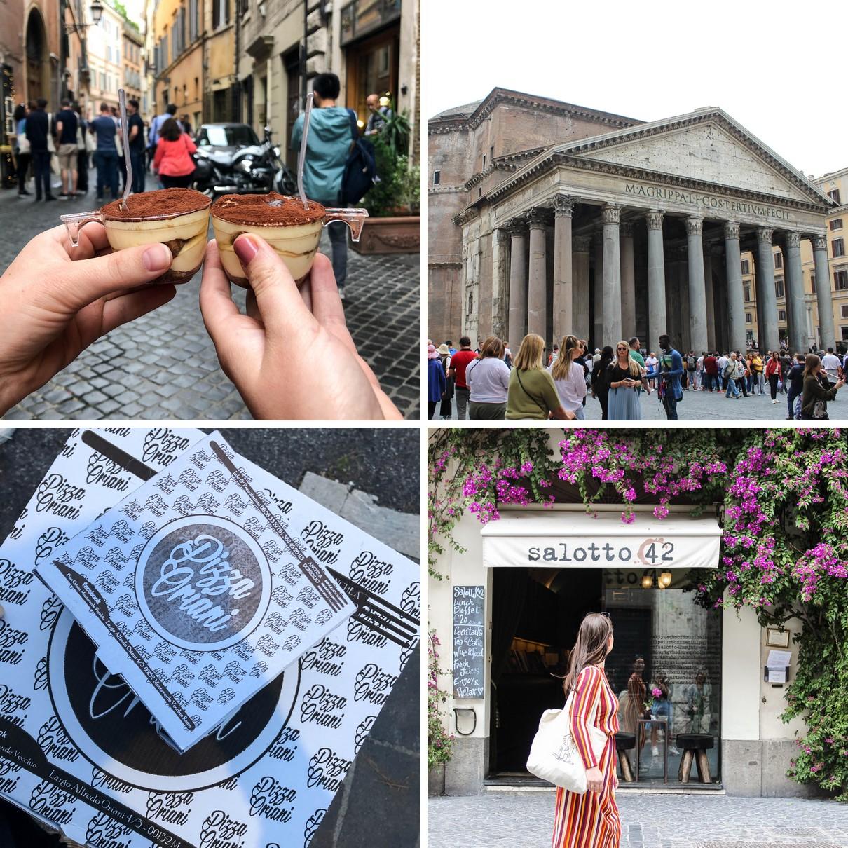 Citytrip Rome dag 2