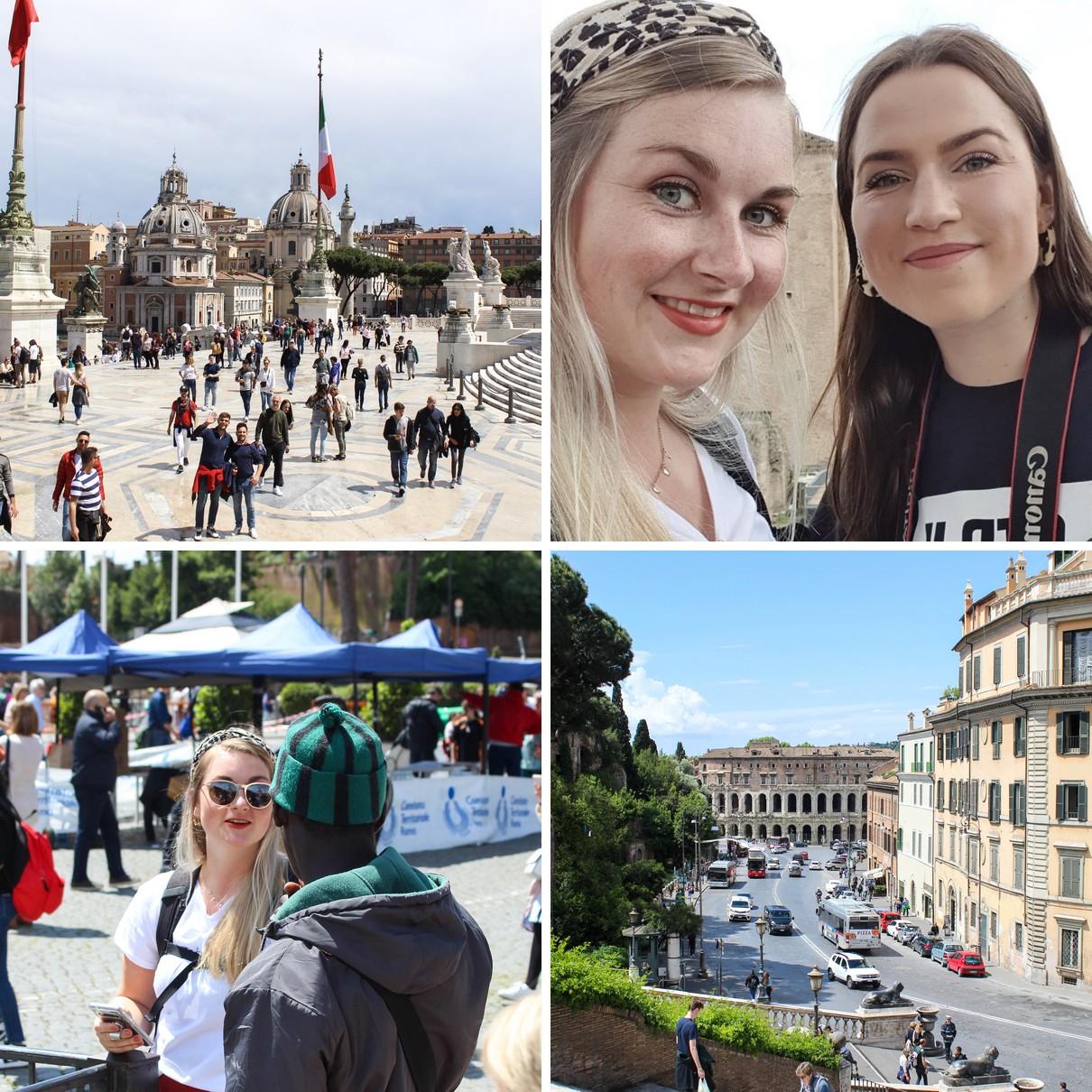 Citytrip Rome dag 3a