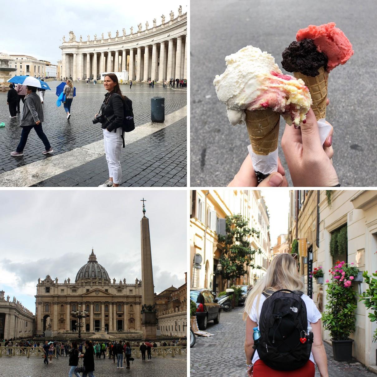 Citytrip Rome dag 3