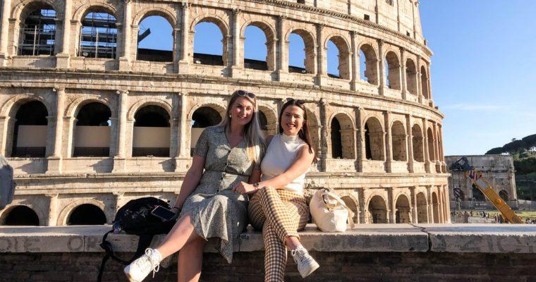 Reisverslag: 3 dagen op citytrip in Rome!
