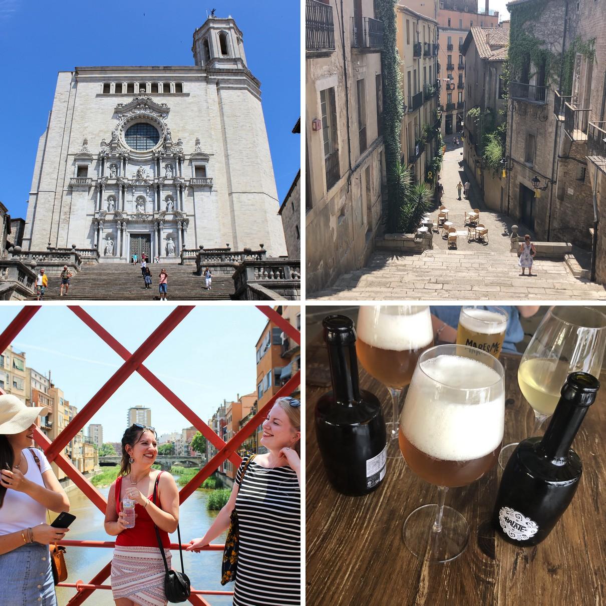 Citytrip Girona dag 1