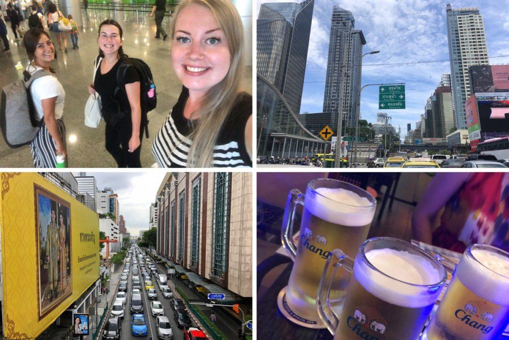 Dag 1: Aankomst in Bangkok