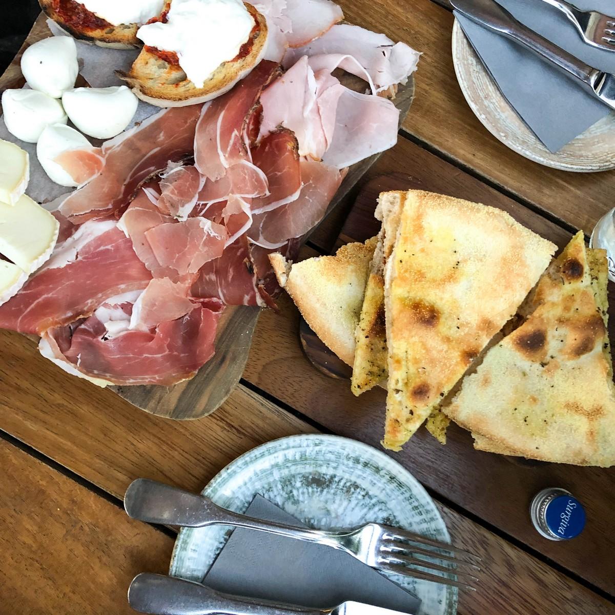 Mozerella Bar in Rome