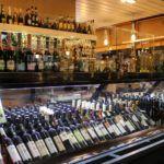 Hongaarse wijn in de Centrale Markthal van Boedapest