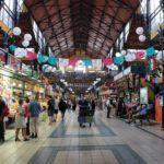 De prachtige Centrale Markthal van Boedapest