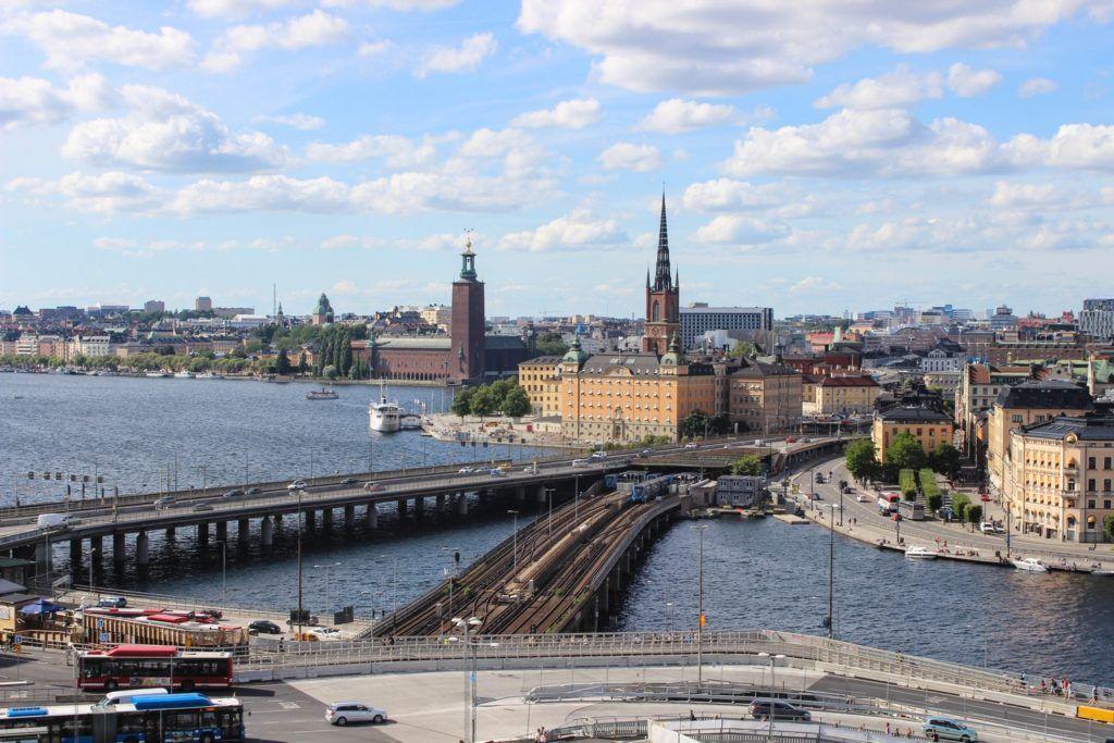 Stockholm uitzicht