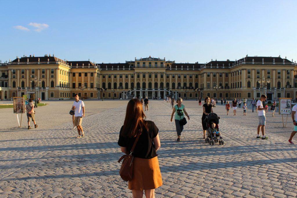 Schloss Schönbrunn Wenen