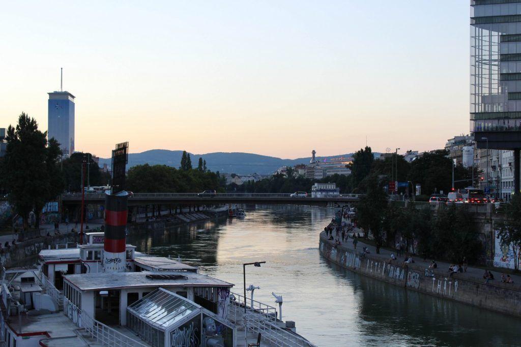 Donau Wenen