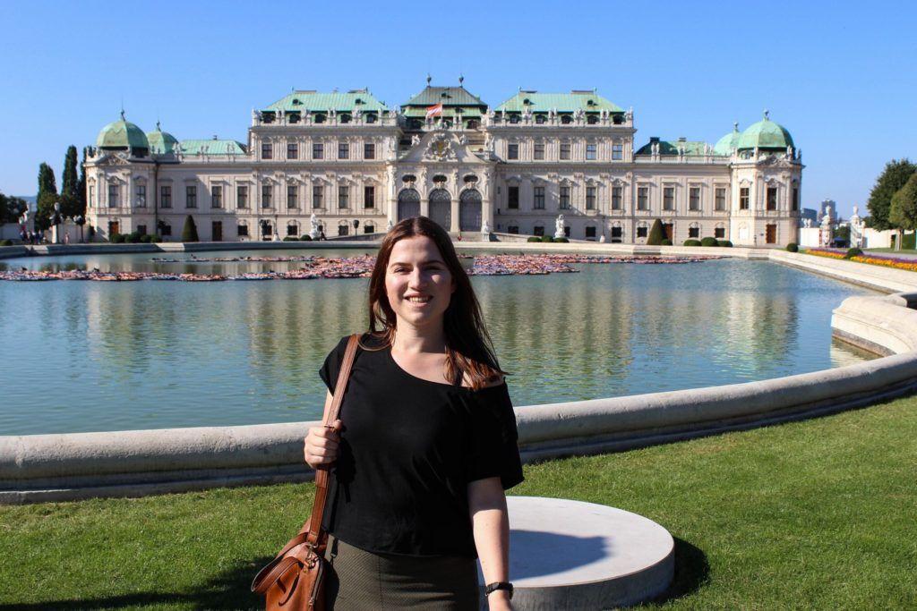 Schloss Belvedere Wenen