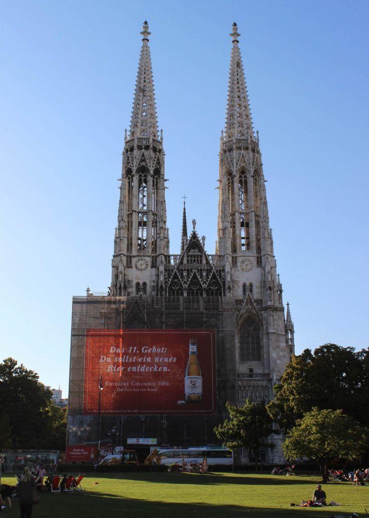 Votiefkerk Wenen