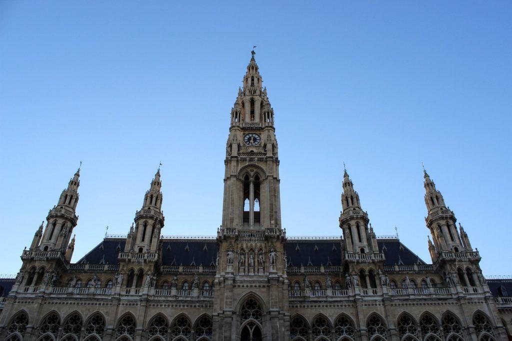 Wenen stadhuis