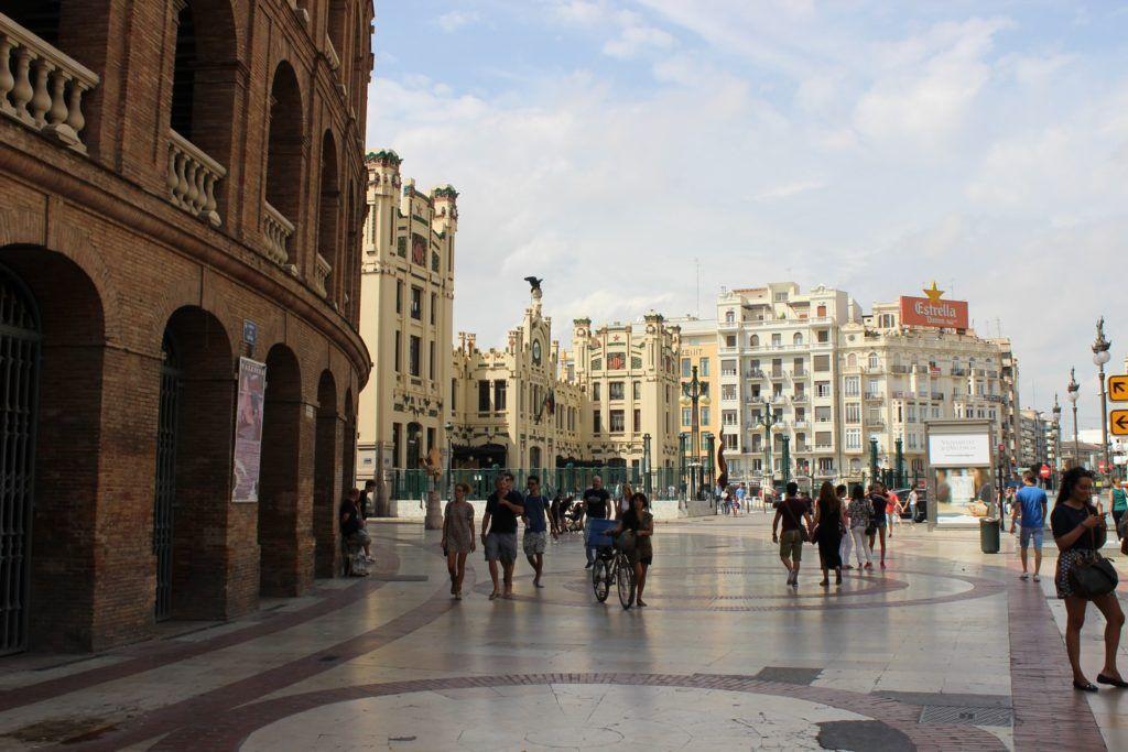 Plaza de Toros Valencia