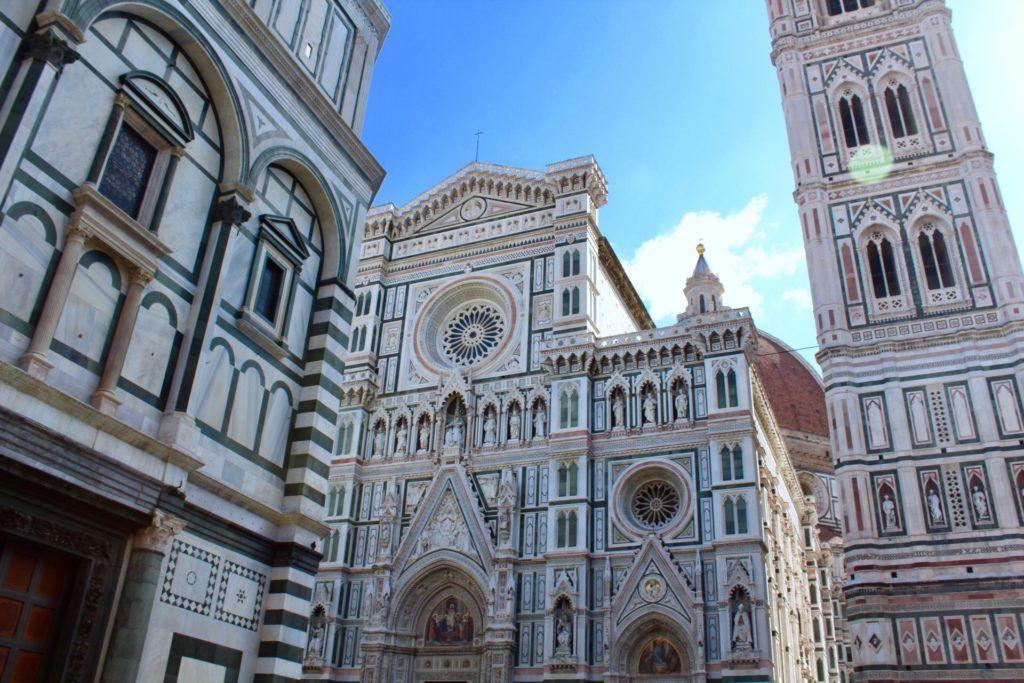Duomo Santa Maria del Fiore (de kathedraal van Florence)