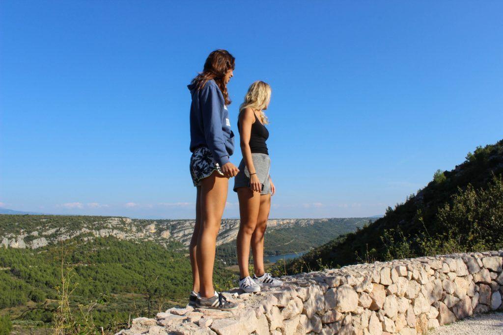 Nationaal Park Krka in Kroatië
