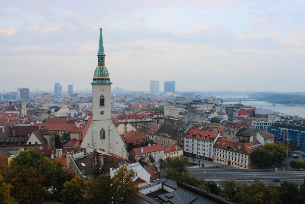 De St. Martin's Kathedraal Bratislava