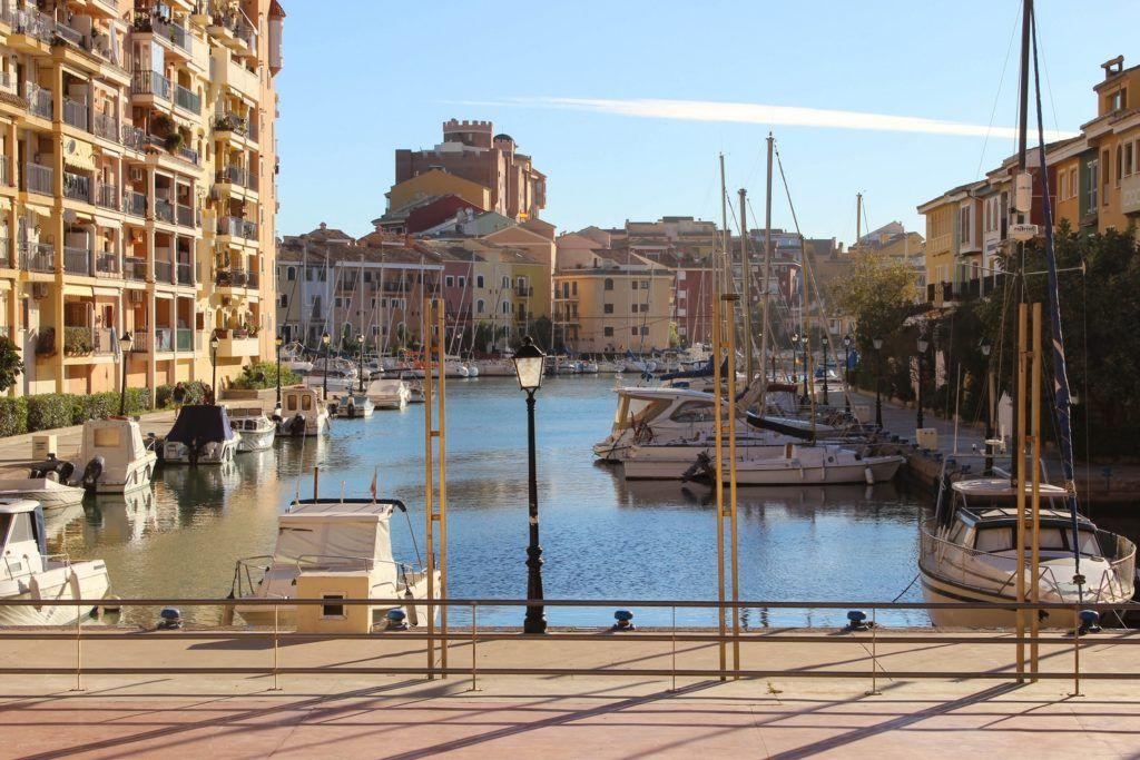 Port Saplaya, Alboraya, Valencia