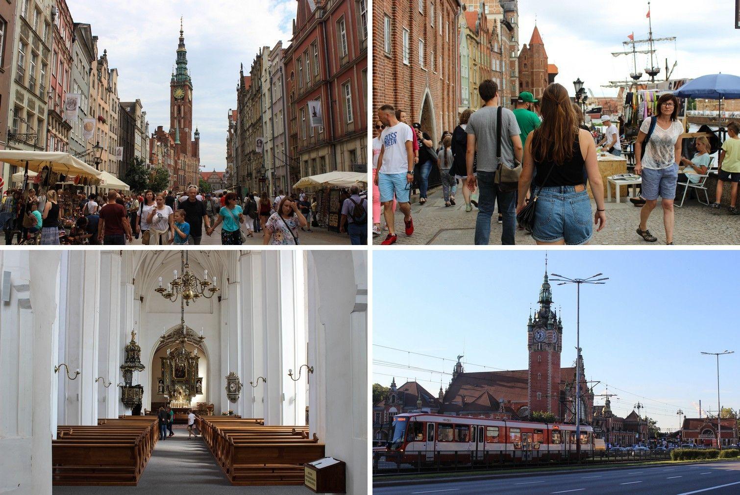 Citytrip naar Gdansk