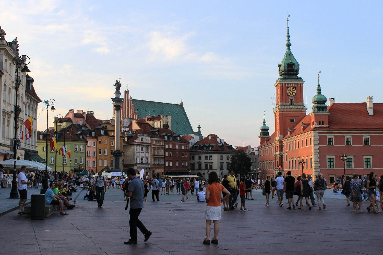 Stare Miasto: het historisch centrum van Warschau