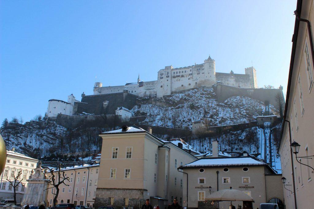 Schloss Hohensalzburg