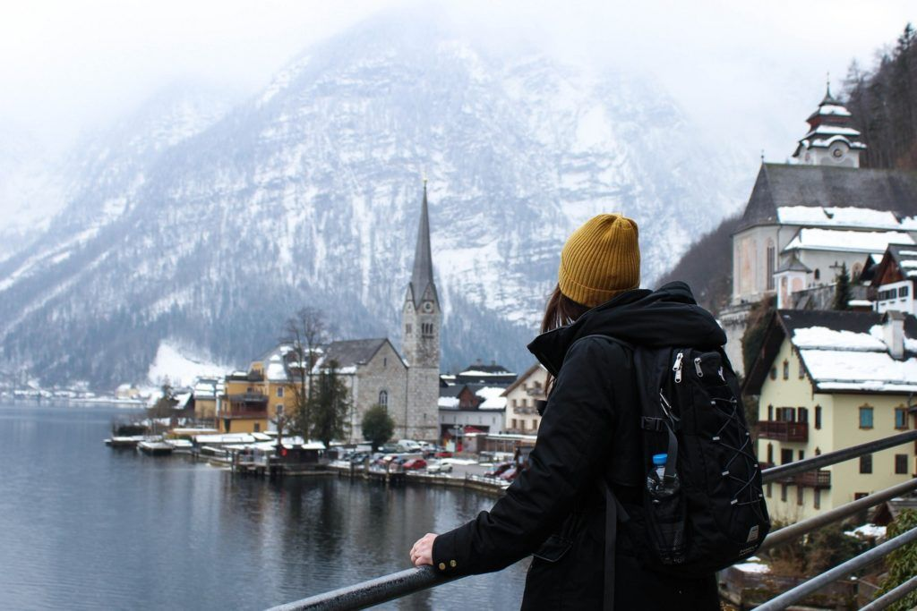 Citytrip Hallstatt in de winter
