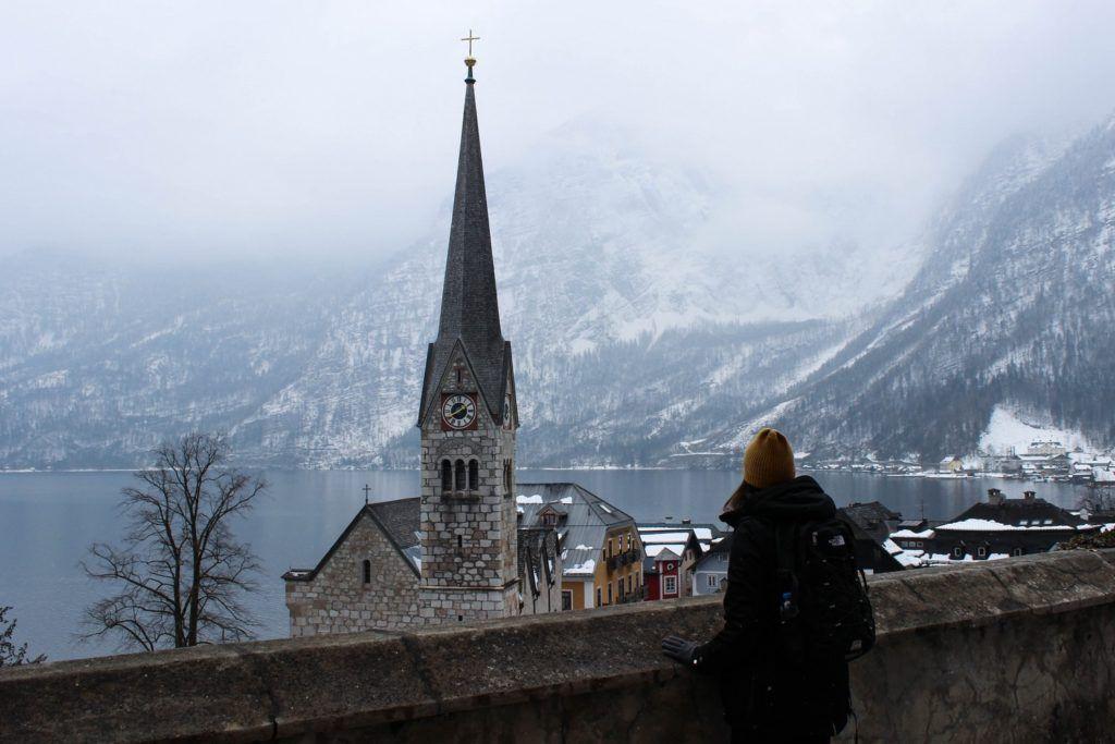 De Evangelische Pfarrkirche in Hallstatt