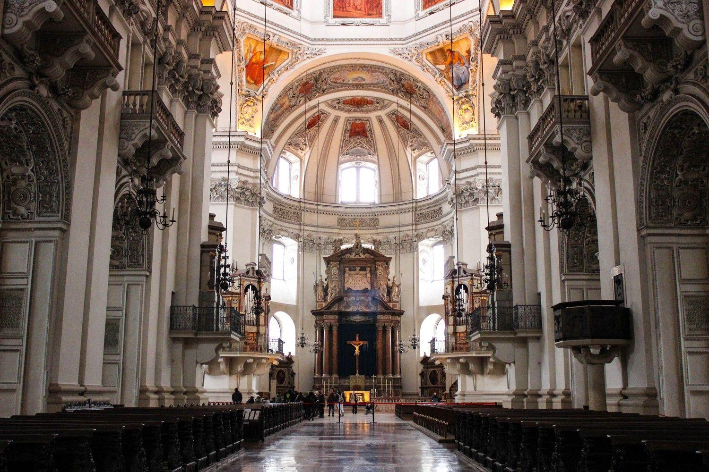 De Salzburger Dom