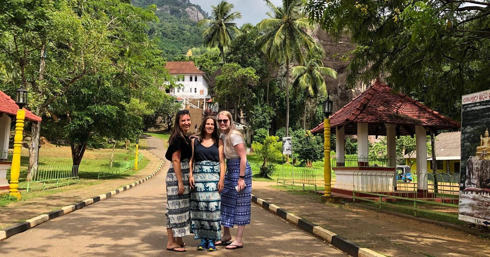 Onze backpack reis door Sri Lanka en De Malediven!